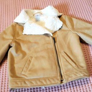 Girls coat.